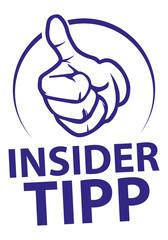 insidertipp insider tipp geheimtipp