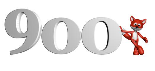 neunhundert