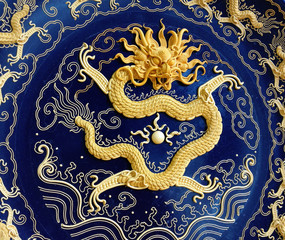 Lacquer carving