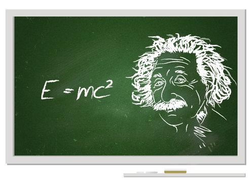 Formula e=mc2