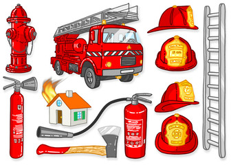 pompier 13