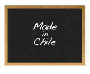 Made in Chile.