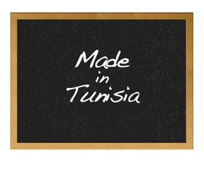 Made in Tunisia.