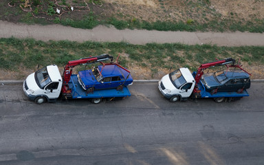 Cars for towing