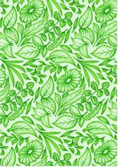 sketch vert