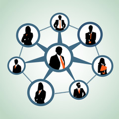 business social networking