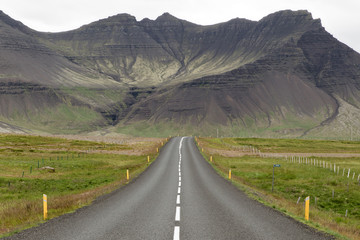 droga przez Islandie