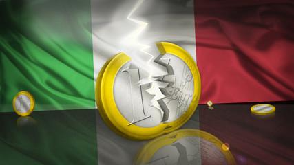 Eurokrise Finanzkrise Italien