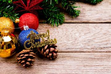 Beautiful christmas decorations