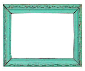 flower carved frame