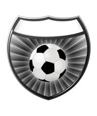 fußball verein club enblem