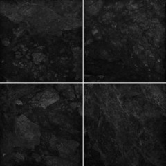 Four different black marble texture   (high res)