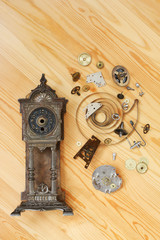 Details of clocks