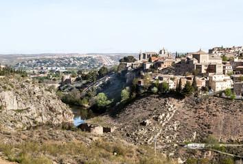 Casas en la colina