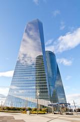Cuatro Torres Business Area, Madrid