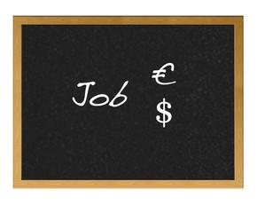 Job, euro dollar.