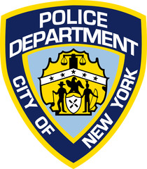 Polizei New York Wappen