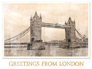 Greetings from London