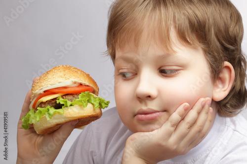 Меню при ожирении детей