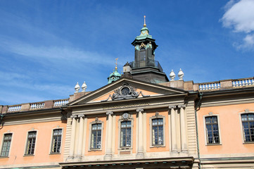 Alte Börse Stockholm