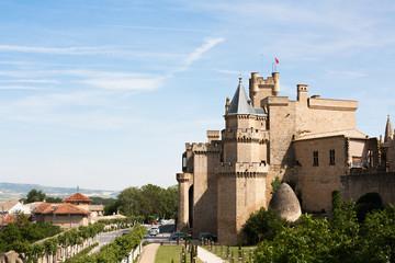 Olite's Castle in Navarra