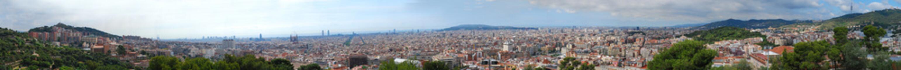 Panorama Barcelona 2