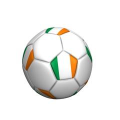 balon bandera Irlanda