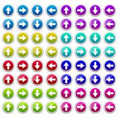 Flèches de couleur