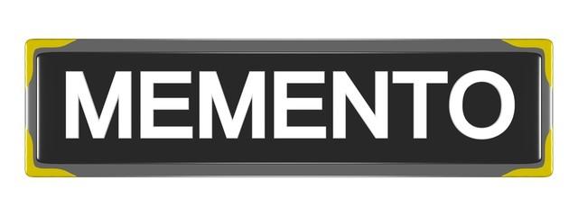 Memento 1.08