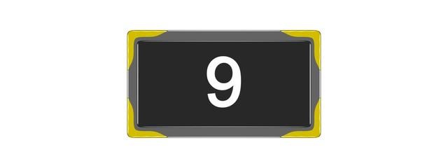 Nombre 9.08