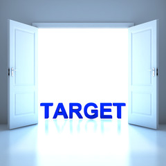 Target word conceptual in the future
