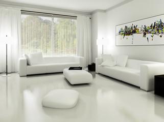 Apartment in Weiß