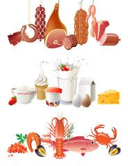 food borders