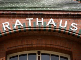 Rathaus-Genthin-Eingang