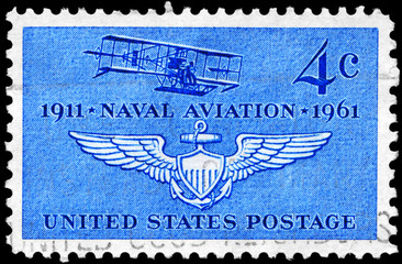 USA - CIRCA 1961 Naval Aviation