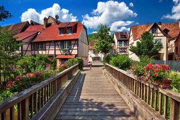 kaysersberg , Alsace (Fr)