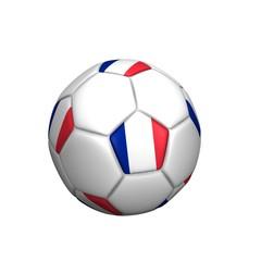 balón bandera Francia