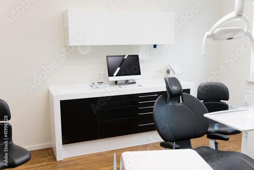 Moderne zahnarztpraxis stockfotos und lizenzfreie bilder - Cout amenagement cabinet dentaire ...