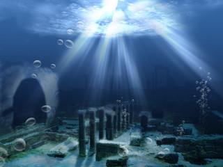 PS01 Underwater Ruins