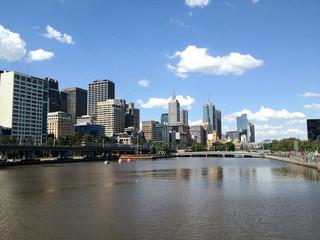 Melbourne & Yarra River