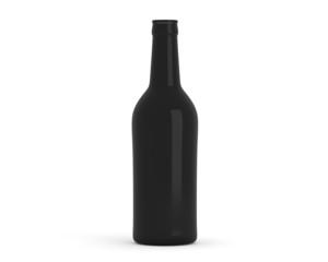 Flasche Schwarz