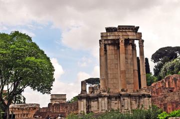 Roma, Basilica di Massenzio - Fori Imperiali