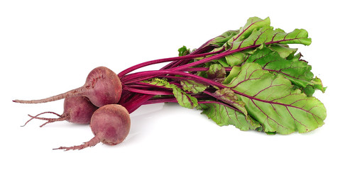 three young beets