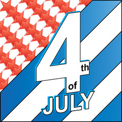 4th of july American