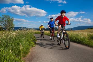 Photo sur Plexiglas Cyclisme Cyclists