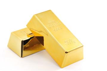 Lingot d'or.