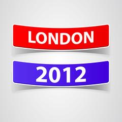 London label.