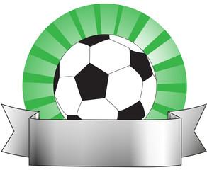 calcio targhetta
