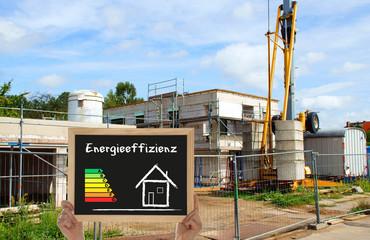 Hausbau - Energieeffizienz