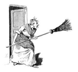 Humour : Witch - Hexe - Sorcière